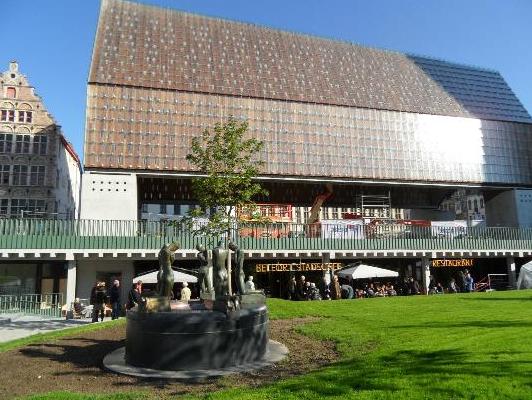 Belfort Stadsrestaurant - Emile Braunplein