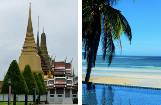 Thailand: prachtige tempels en paradijselijke stranden