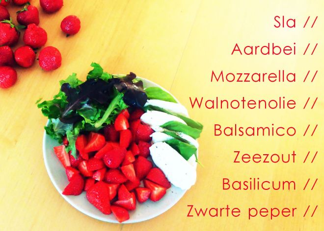 ingredienten caprese