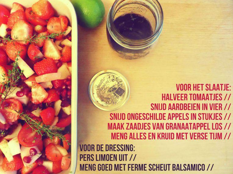 recept rood slaatje