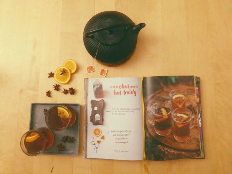 chai hot toddy