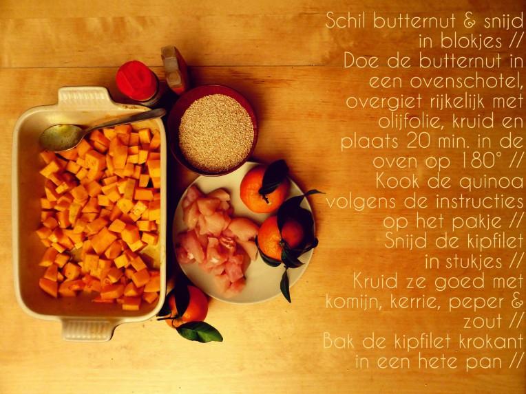 recept tekstbis