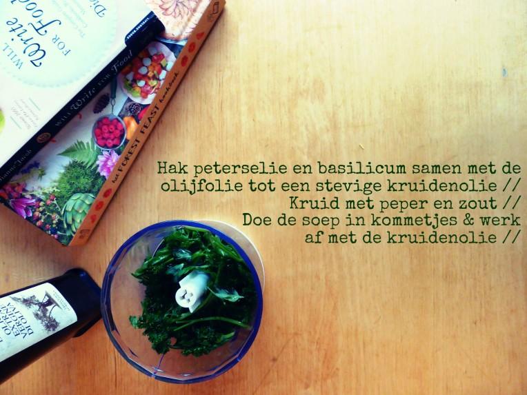 kruidenolie recept bis