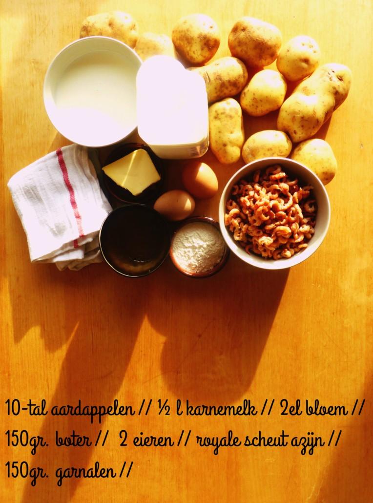 goestjes.be ingrediënten voor de karnemelkstampers van mijn mama