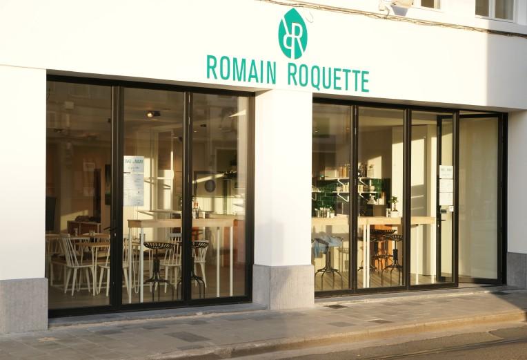 Romain Roquette buitenkant